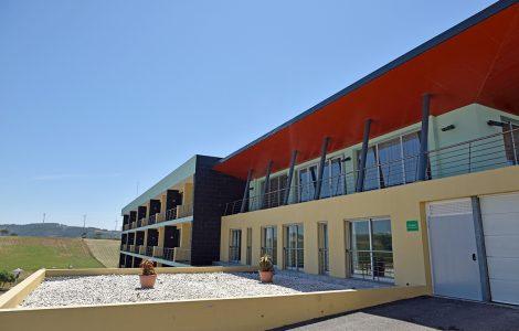 Edifício ASFE Saúde - vista lateral