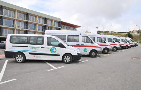 Ambulâncias ASFE Saúde