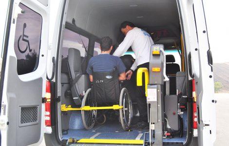 Transporte de Doentes ASFE Saúde